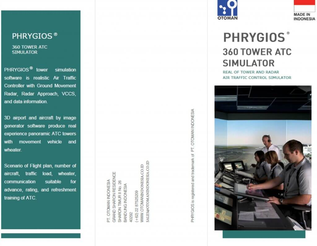 PHRYGIOS OTOMAN INDONESIA
